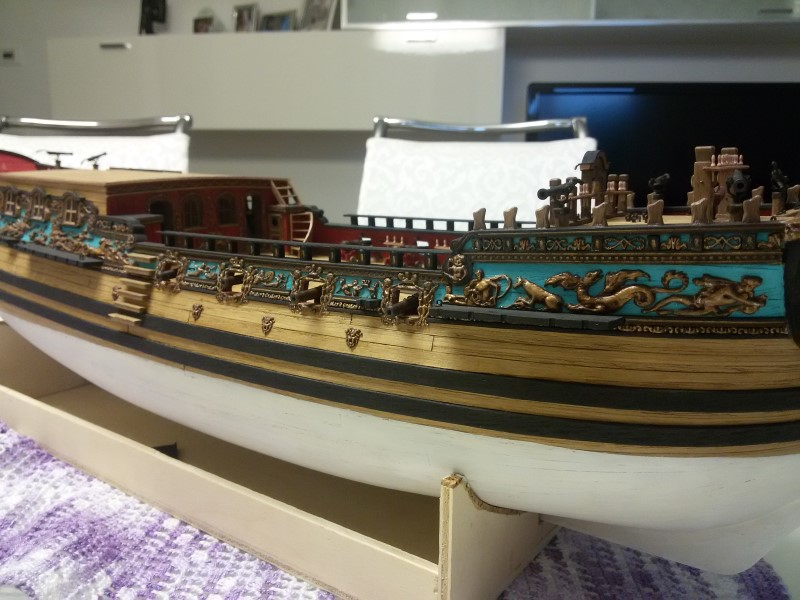 royal - ROYAL CAROLINE (scala 1:48) 20141013