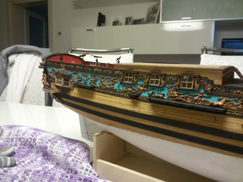 royal - ROYAL CAROLINE (scala 1:48) 20141014