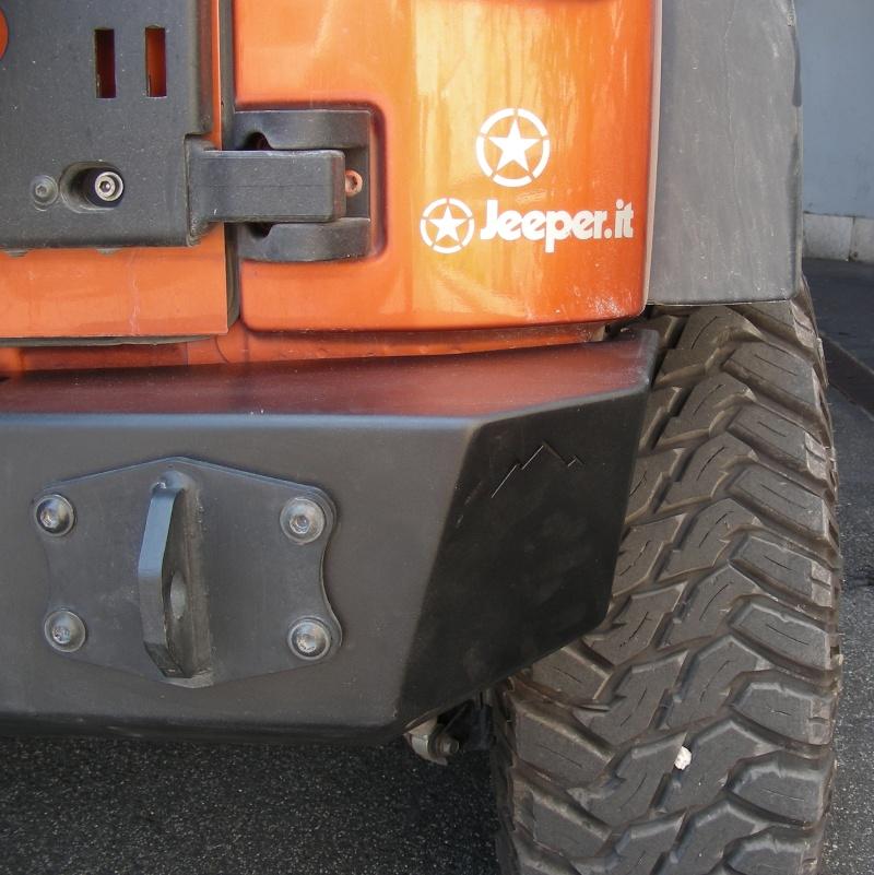 nuovo paraurti posteriore  short jk Dscn5414