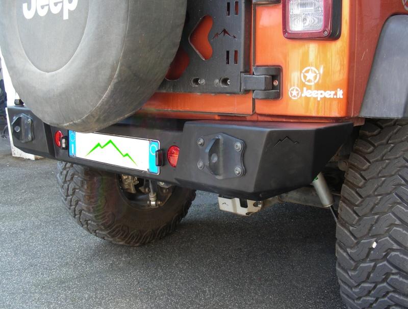nuovo paraurti posteriore  short jk Dscn5415