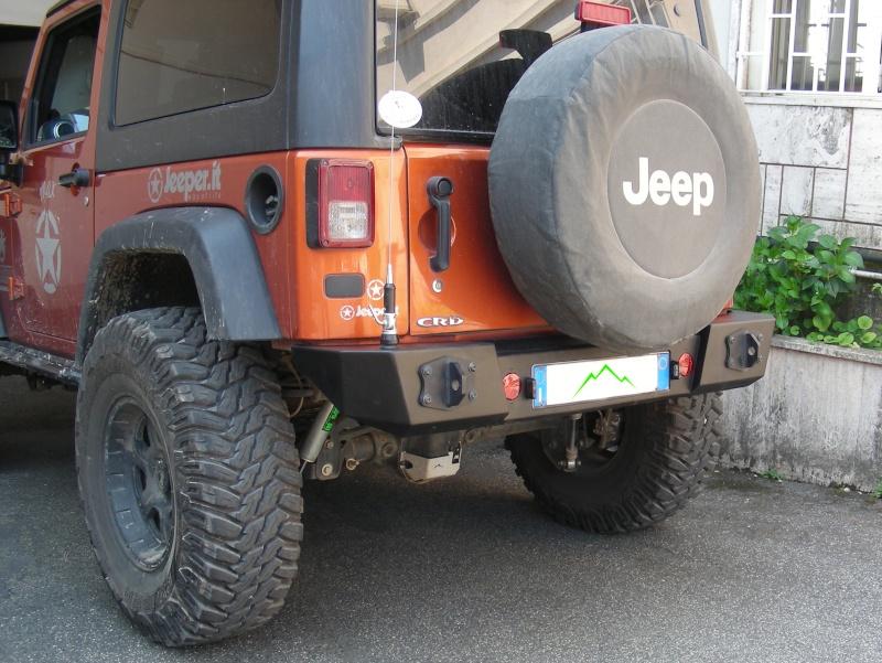 nuovo paraurti posteriore  short jk Dscn5417