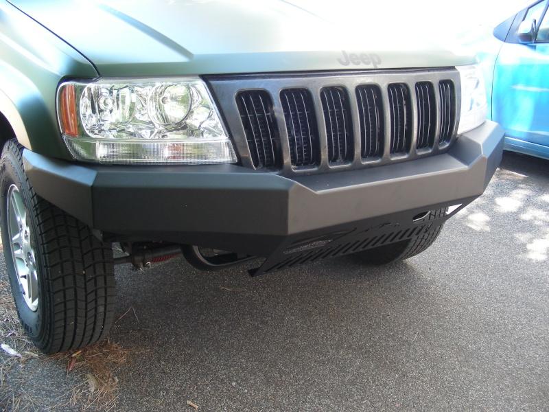 nuovo paraurti anteriore grand cheroke wj (nuove foto) Dscn9211