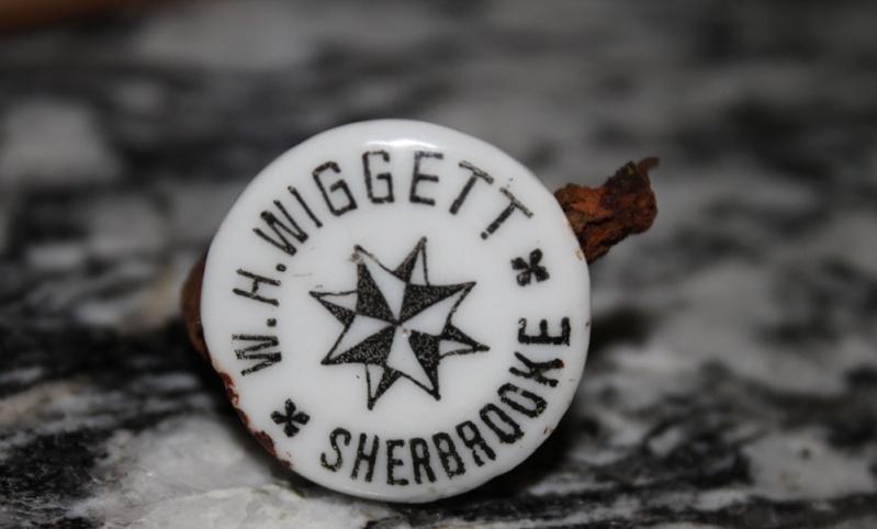 Bouchon de ginger beer Wiggett - Sherbrooke Boucho10