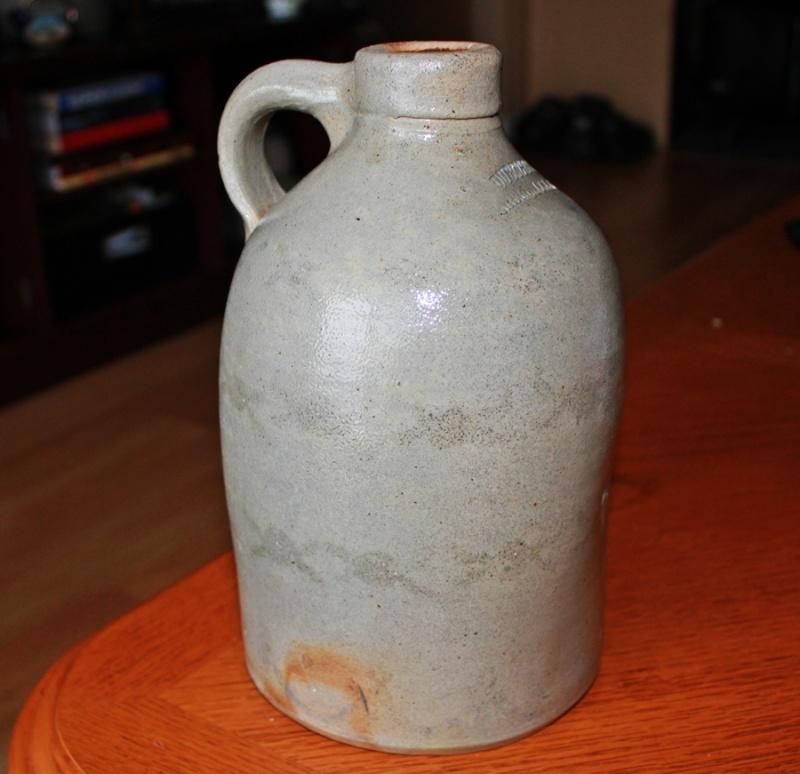 1/2 gallon Dubuc bros. Sherbrooke Cruche13