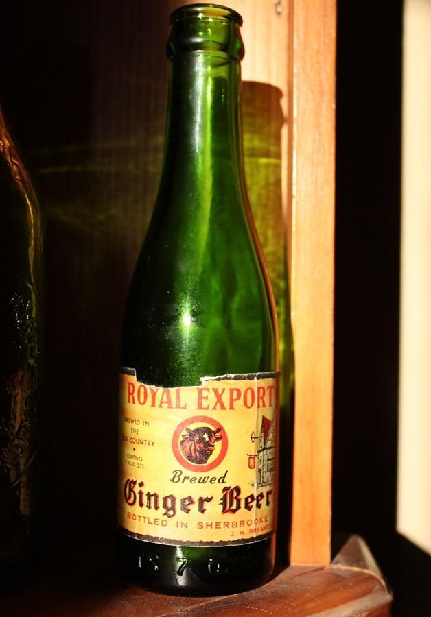 Royal export ginger beer - J.H. Bryant Sherbrooke Ginger10