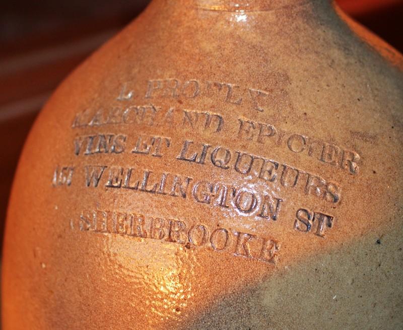 Demi-gallon L. Proulx - Sherbrooke Proulx10