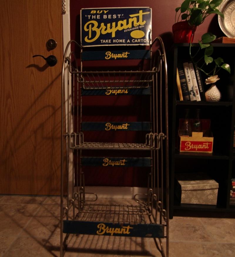 Présentoir d'épicerie Bryant Rack_b10