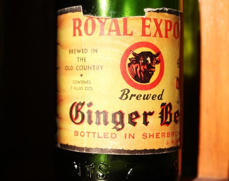 Royal export ginger beer - J.H. Bryant Sherbrooke Royal_10