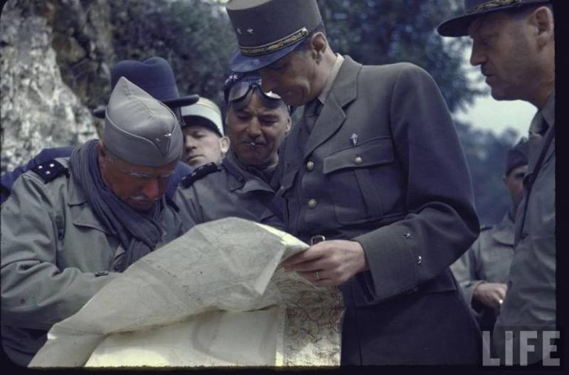 Album photo des Forces Françaises libre 10500510