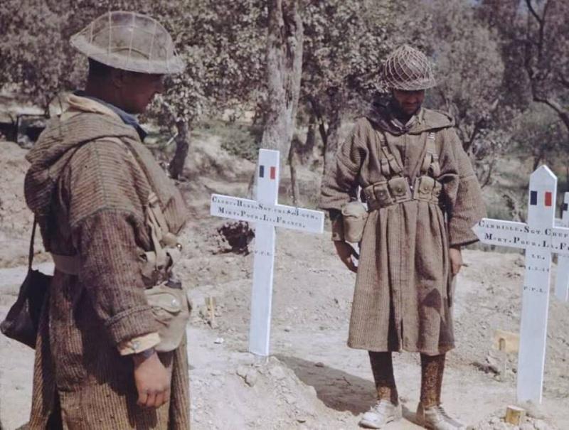 Album photo des Forces Françaises libre 10523710
