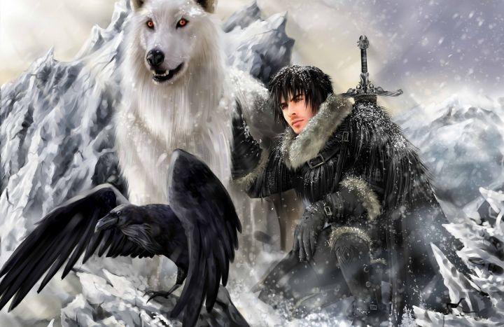 Cesar, Beast Master Trainer Wolf-m10