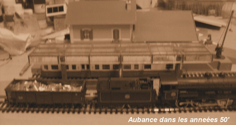 AUBANCE petite gare en HO... - Page 10 Aubanc17
