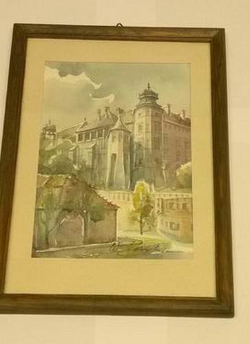 Water Colour Painting - Unknown Artist 114