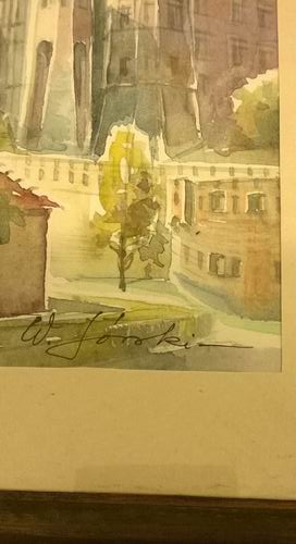 Water Colour Painting - Unknown Artist 211