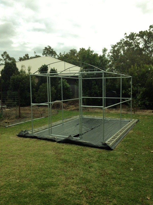 Green house build. Finally!!! Img_0310
