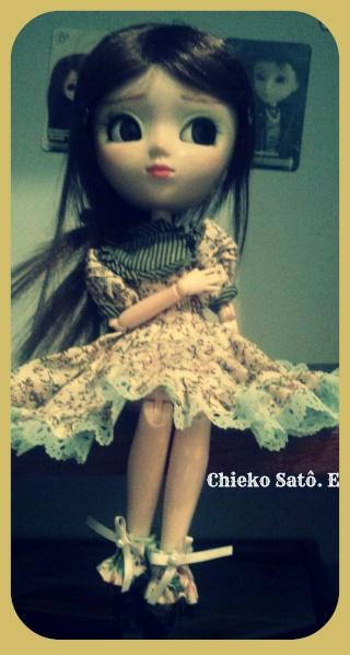 Une histoire qu'on dit ordinaire {...} Chieko11