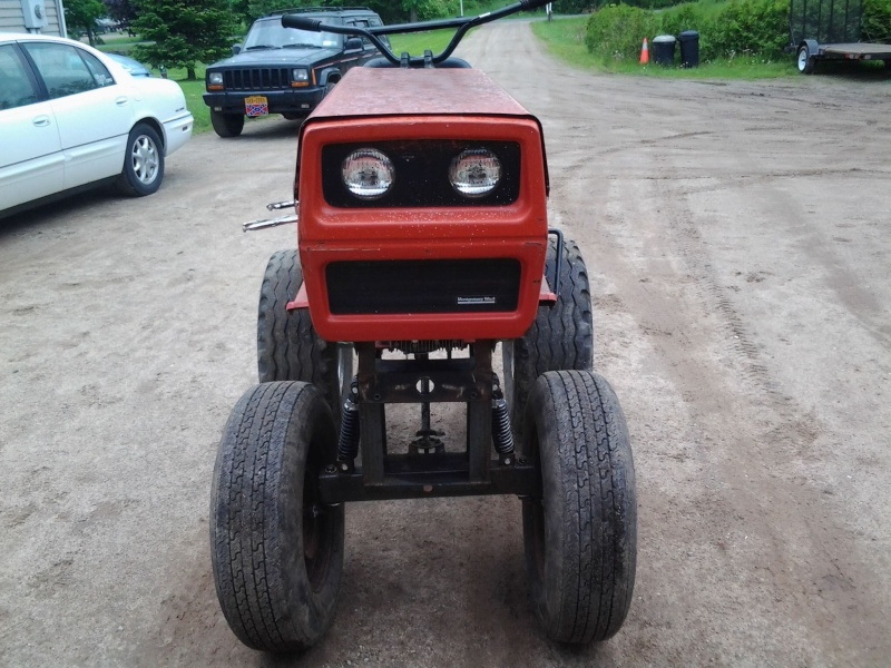 All Around Use Tractor  AKA The Monkeywards   Image12