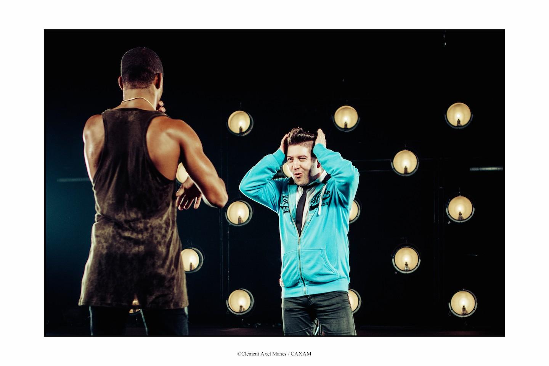 [DALS 4] PHOTOSHOOT Chris Marques Directeur Artistique de #DALS conseillant et guidant les Stars et Danseurs Pros By Clément Axel Manes 1010