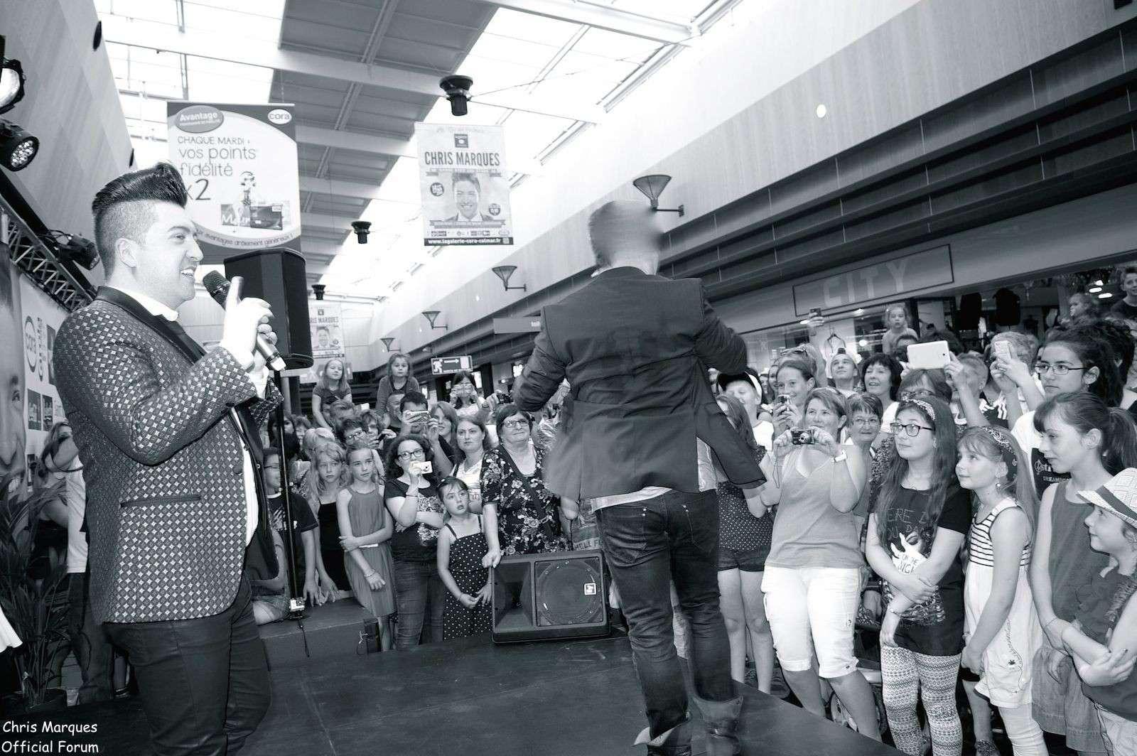 [14.06.2014] Evénement à #Colmar Chris Marques et Jaclyn Spencer pour un Flashmob/Cours de Danse/Dédicaces exceptionnels le tout organisé par la MJC de Colmar 10111
