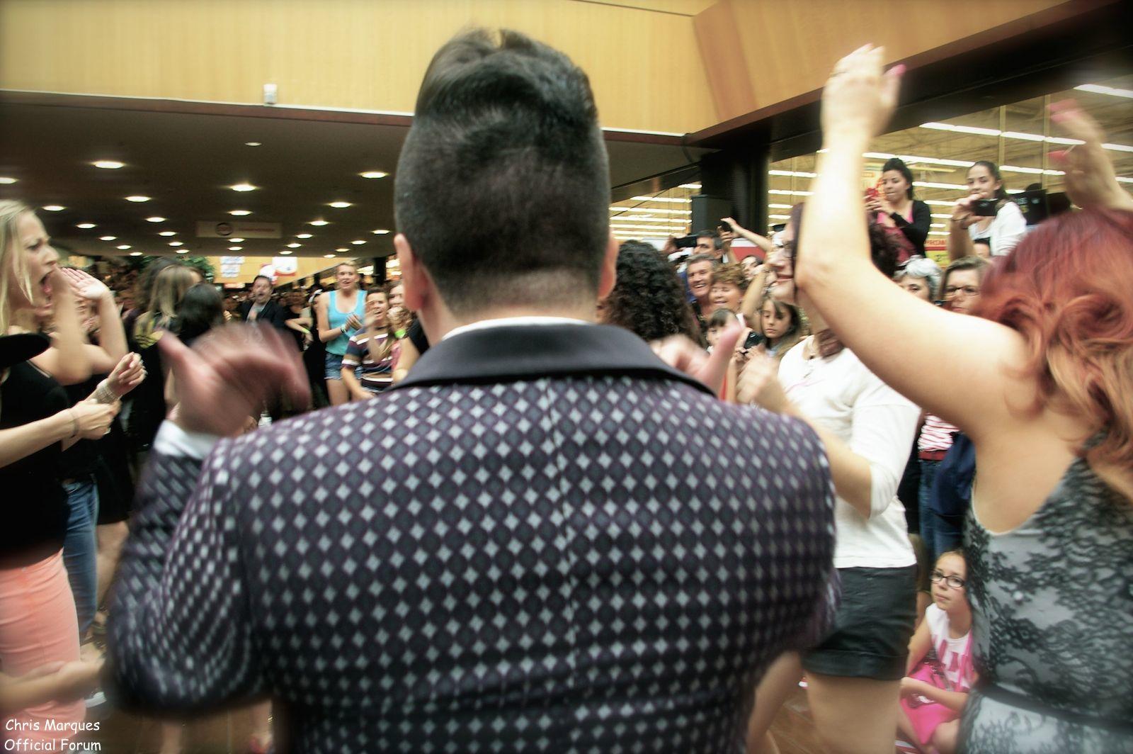[14.06.2014] Evénement à #Colmar Chris Marques et Jaclyn Spencer pour un Flashmob/Cours de Danse/Dédicaces exceptionnels le tout organisé par la MJC de Colmar 1012