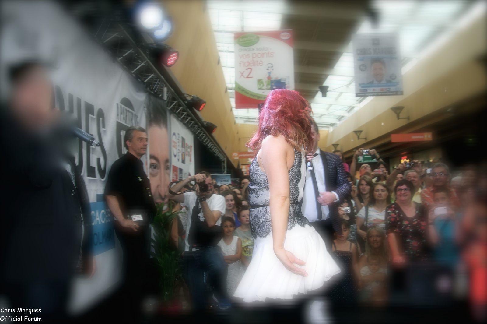 [14.06.2014] Evénement à #Colmar Chris Marques et Jaclyn Spencer pour un Flashmob/Cours de Danse/Dédicaces exceptionnels le tout organisé par la MJC de Colmar 10211