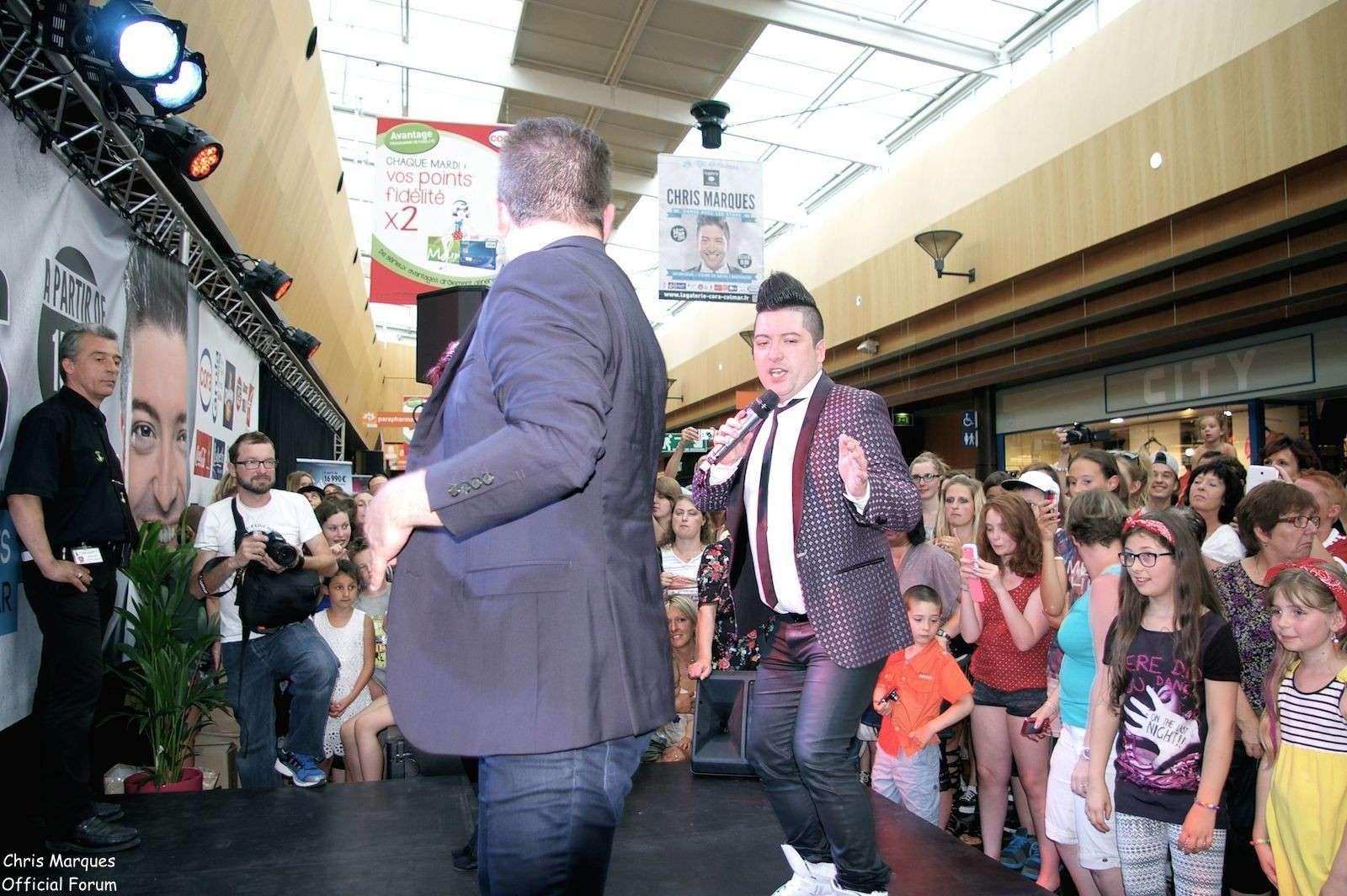 [14.06.2014] Evénement à #Colmar Chris Marques et Jaclyn Spencer pour un Flashmob/Cours de Danse/Dédicaces exceptionnels le tout organisé par la MJC de Colmar 10311