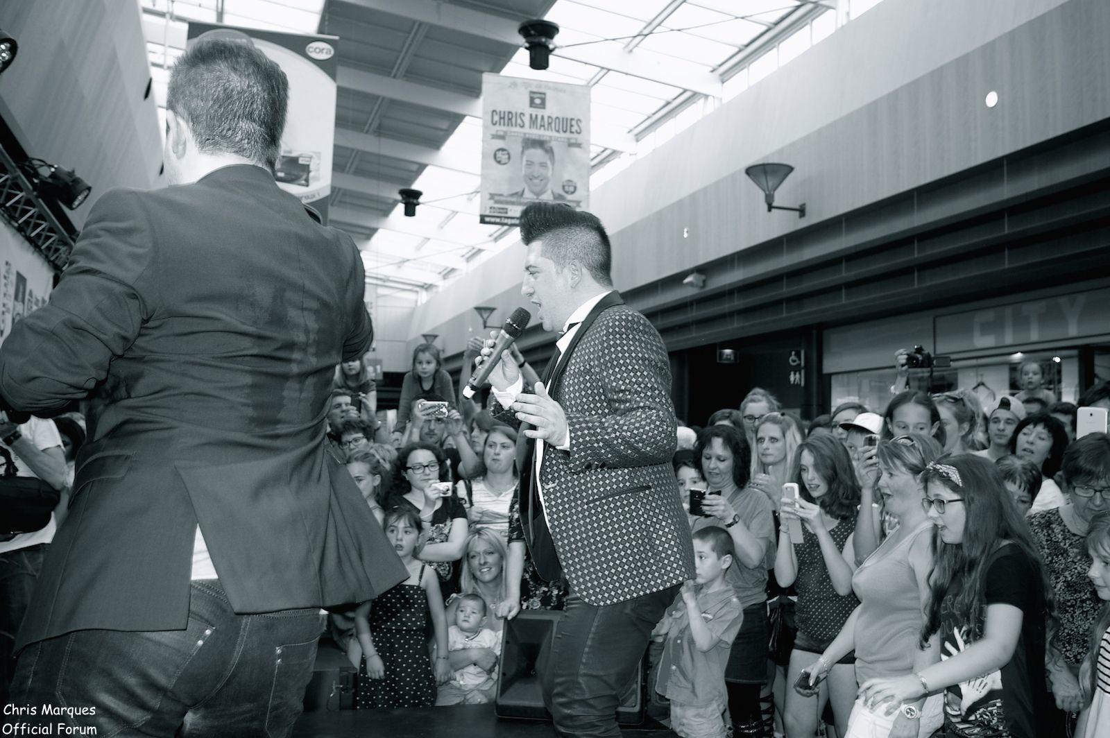 [14.06.2014] Evénement à #Colmar Chris Marques et Jaclyn Spencer pour un Flashmob/Cours de Danse/Dédicaces exceptionnels le tout organisé par la MJC de Colmar 10411