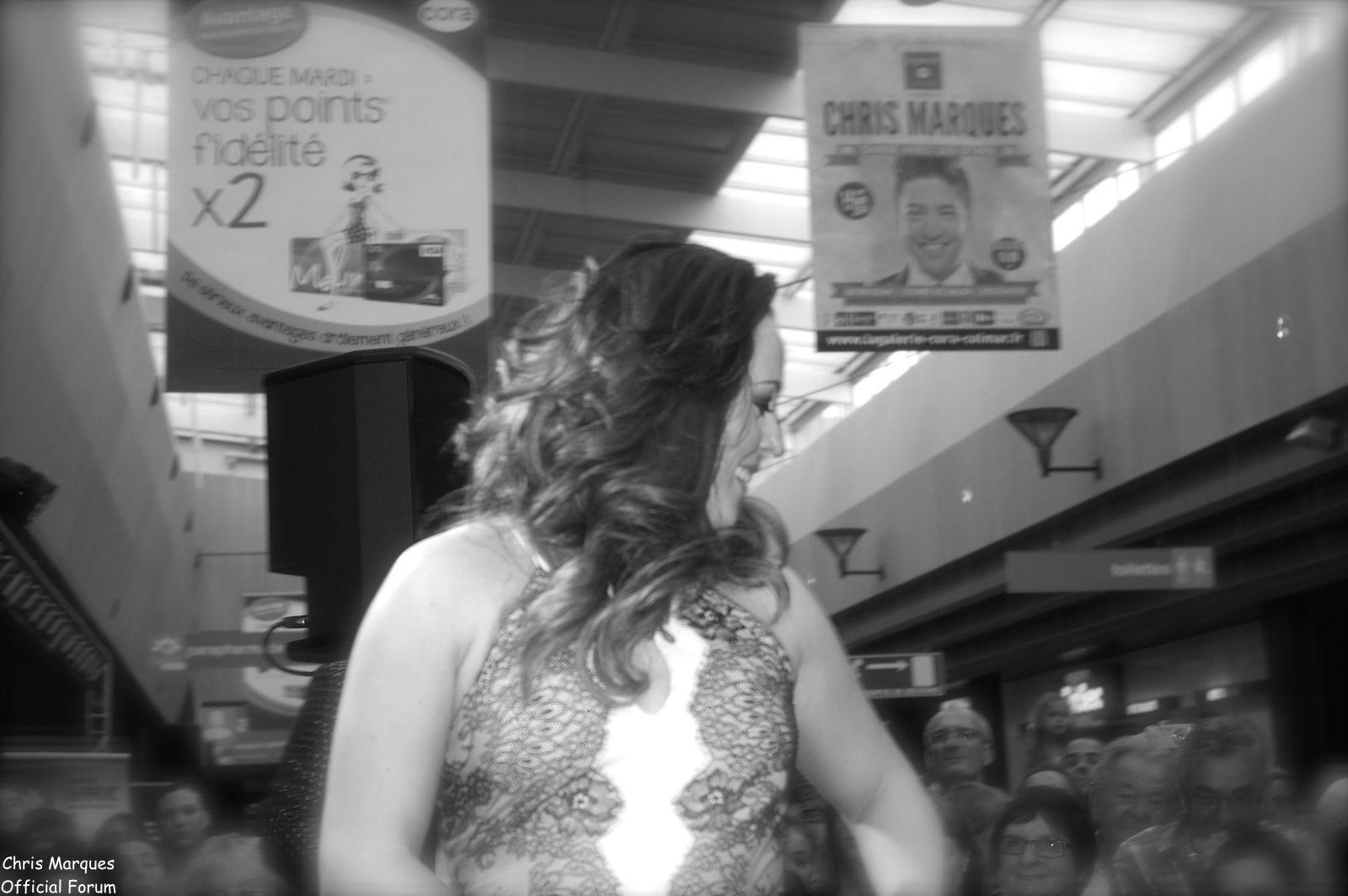 [14.06.2014] Evénement à #Colmar Chris Marques et Jaclyn Spencer pour un Flashmob/Cours de Danse/Dédicaces exceptionnels le tout organisé par la MJC de Colmar 10911
