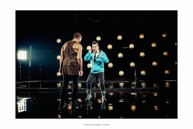 [DALS 4] PHOTOSHOOT Chris Marques Directeur Artistique de #DALS conseillant et guidant les Stars et Danseurs Pros By Clément Axel Manes 1110