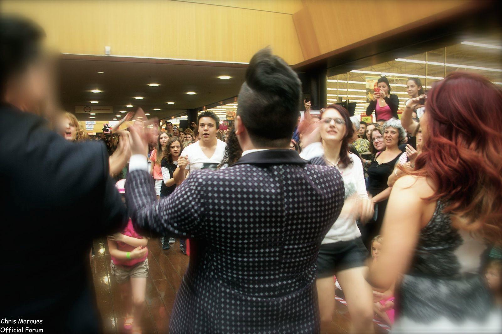 [14.06.2014] Evénement à #Colmar Chris Marques et Jaclyn Spencer pour un Flashmob/Cours de Danse/Dédicaces exceptionnels le tout organisé par la MJC de Colmar 1112