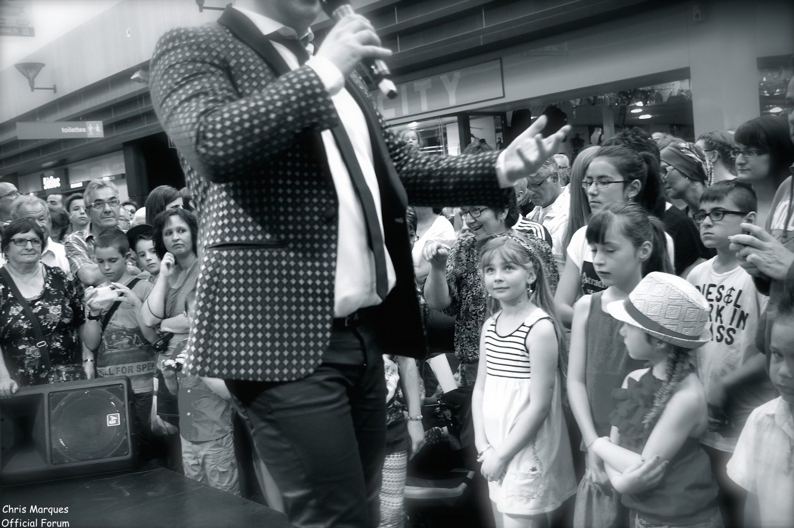 [14.06.2014] Evénement à #Colmar Chris Marques et Jaclyn Spencer pour un Flashmob/Cours de Danse/Dédicaces exceptionnels le tout organisé par la MJC de Colmar 11411