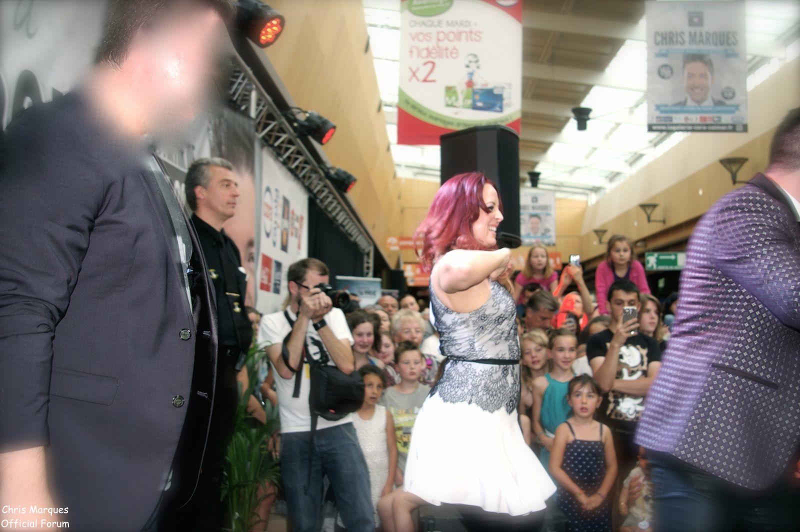 [14.06.2014] Evénement à #Colmar Chris Marques et Jaclyn Spencer pour un Flashmob/Cours de Danse/Dédicaces exceptionnels le tout organisé par la MJC de Colmar 11611
