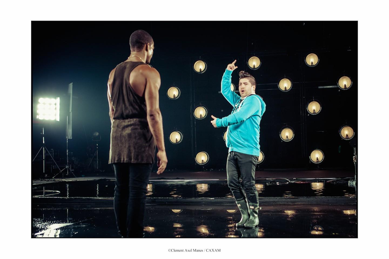 [DALS 4] PHOTOSHOOT Chris Marques Directeur Artistique de #DALS conseillant et guidant les Stars et Danseurs Pros By Clément Axel Manes 1210