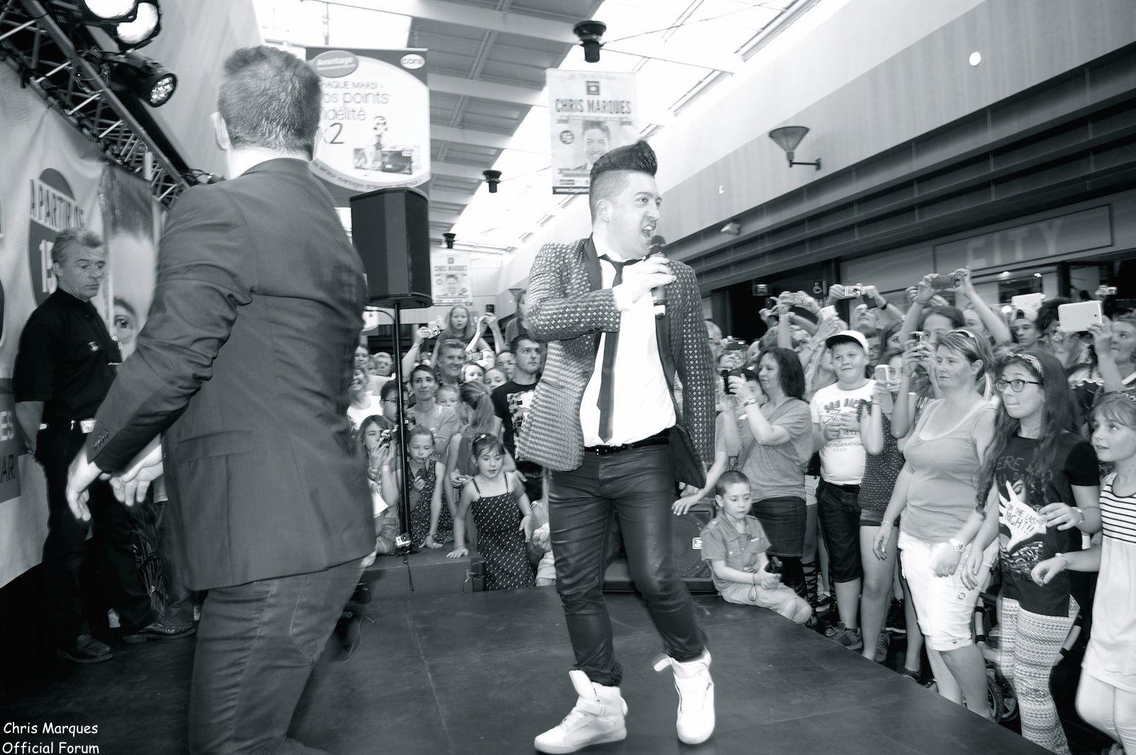 [14.06.2014] Evénement à #Colmar Chris Marques et Jaclyn Spencer pour un Flashmob/Cours de Danse/Dédicaces exceptionnels le tout organisé par la MJC de Colmar 12311