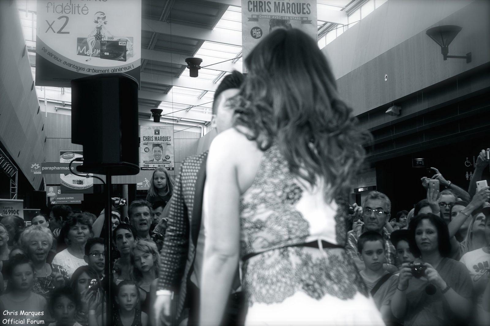 [14.06.2014] Evénement à #Colmar Chris Marques et Jaclyn Spencer pour un Flashmob/Cours de Danse/Dédicaces exceptionnels le tout organisé par la MJC de Colmar 12511