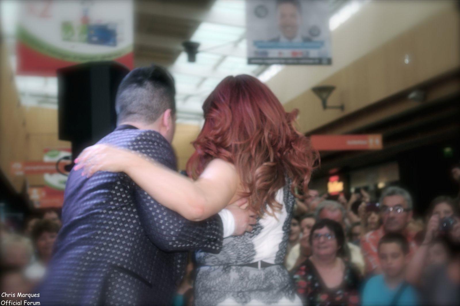 [14.06.2014] Evénement à #Colmar Chris Marques et Jaclyn Spencer pour un Flashmob/Cours de Danse/Dédicaces exceptionnels le tout organisé par la MJC de Colmar 12611