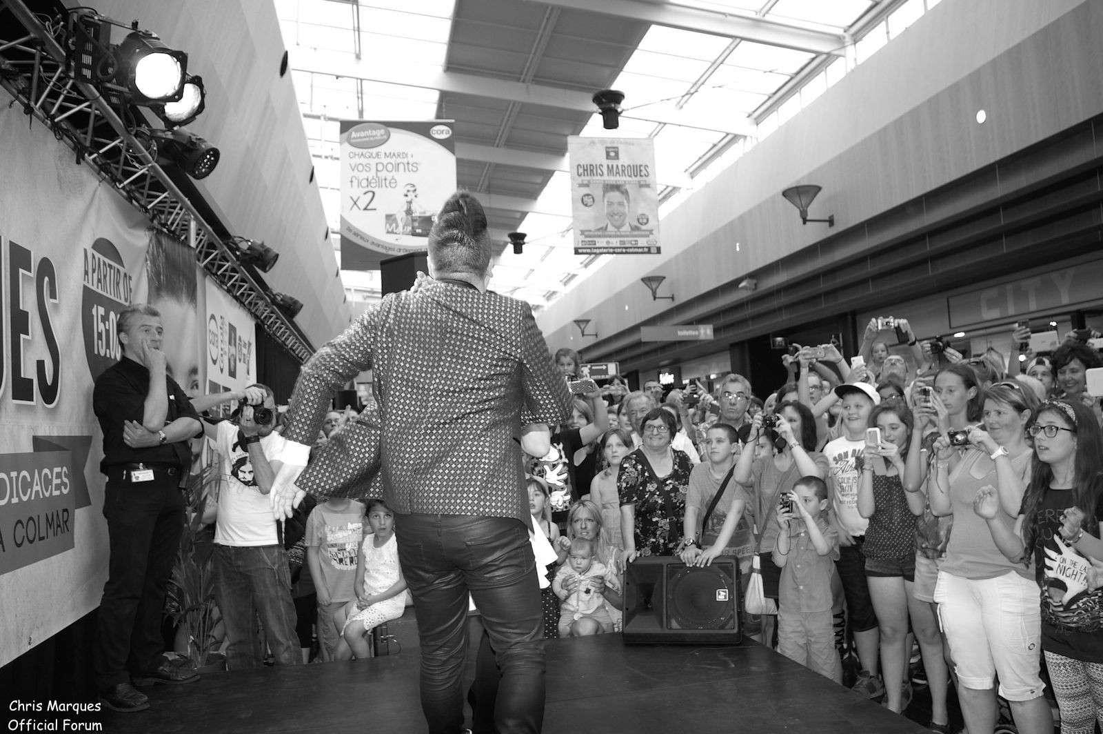 [14.06.2014] Evénement à #Colmar Chris Marques et Jaclyn Spencer pour un Flashmob/Cours de Danse/Dédicaces exceptionnels le tout organisé par la MJC de Colmar 12911