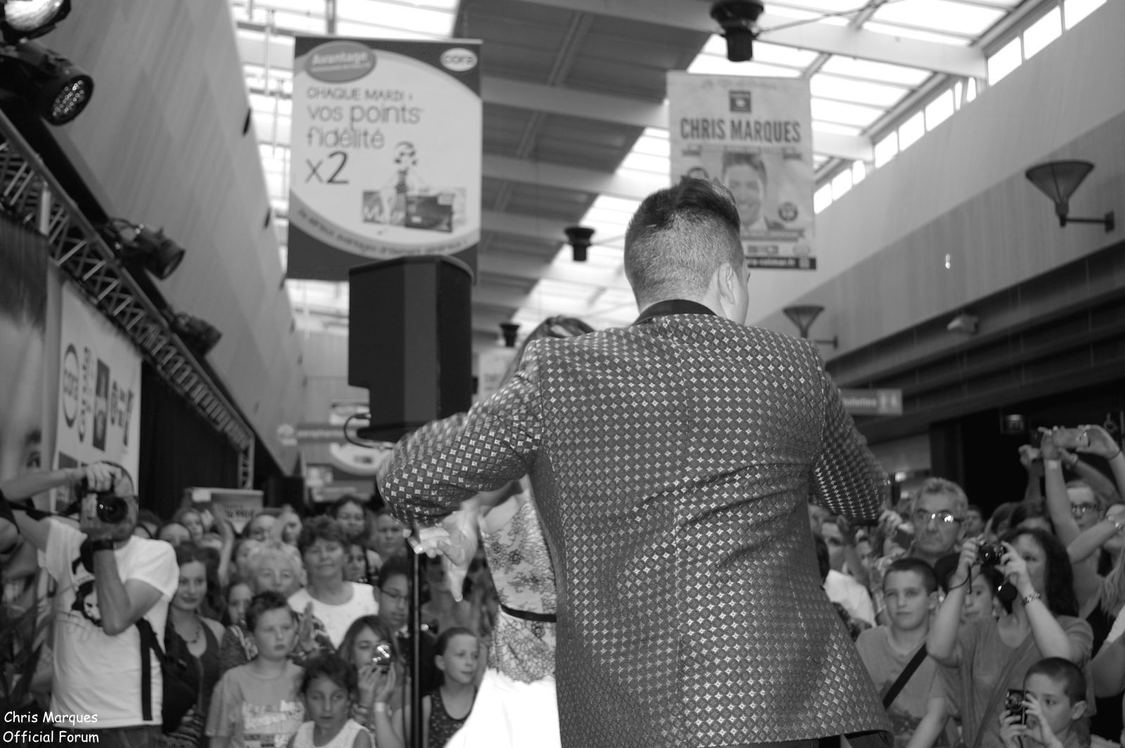 [14.06.2014] Evénement à #Colmar Chris Marques et Jaclyn Spencer pour un Flashmob/Cours de Danse/Dédicaces exceptionnels le tout organisé par la MJC de Colmar 13111