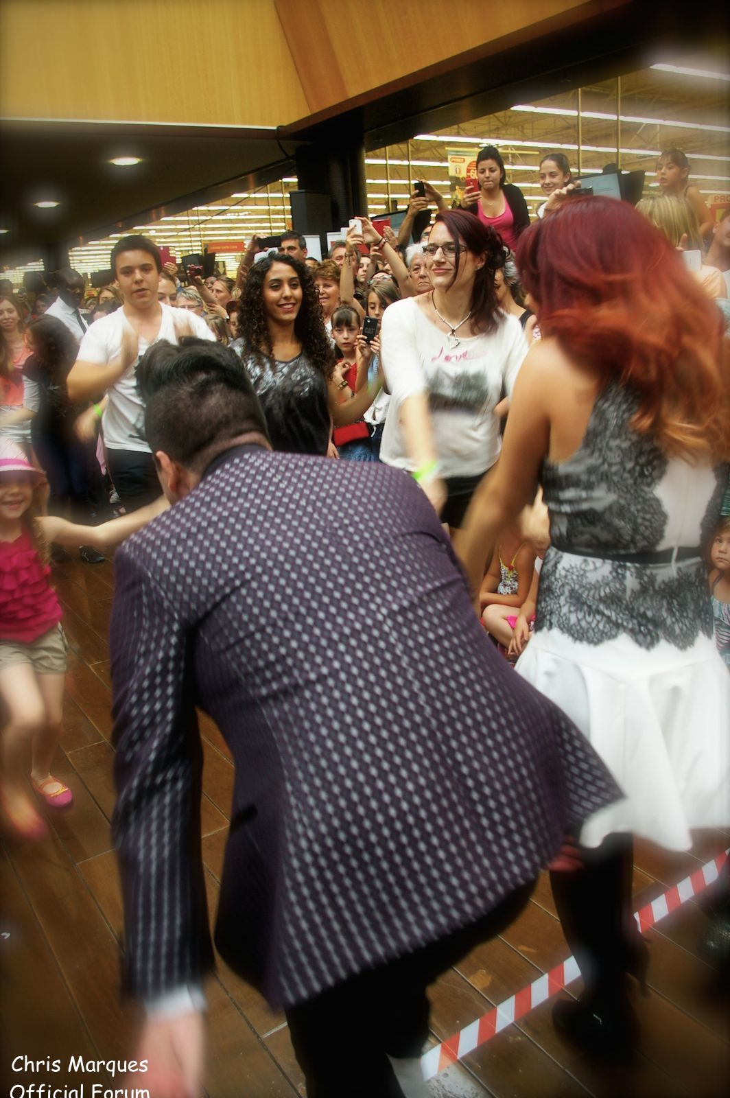 [14.06.2014] Evénement à #Colmar Chris Marques et Jaclyn Spencer pour un Flashmob/Cours de Danse/Dédicaces exceptionnels le tout organisé par la MJC de Colmar 1312