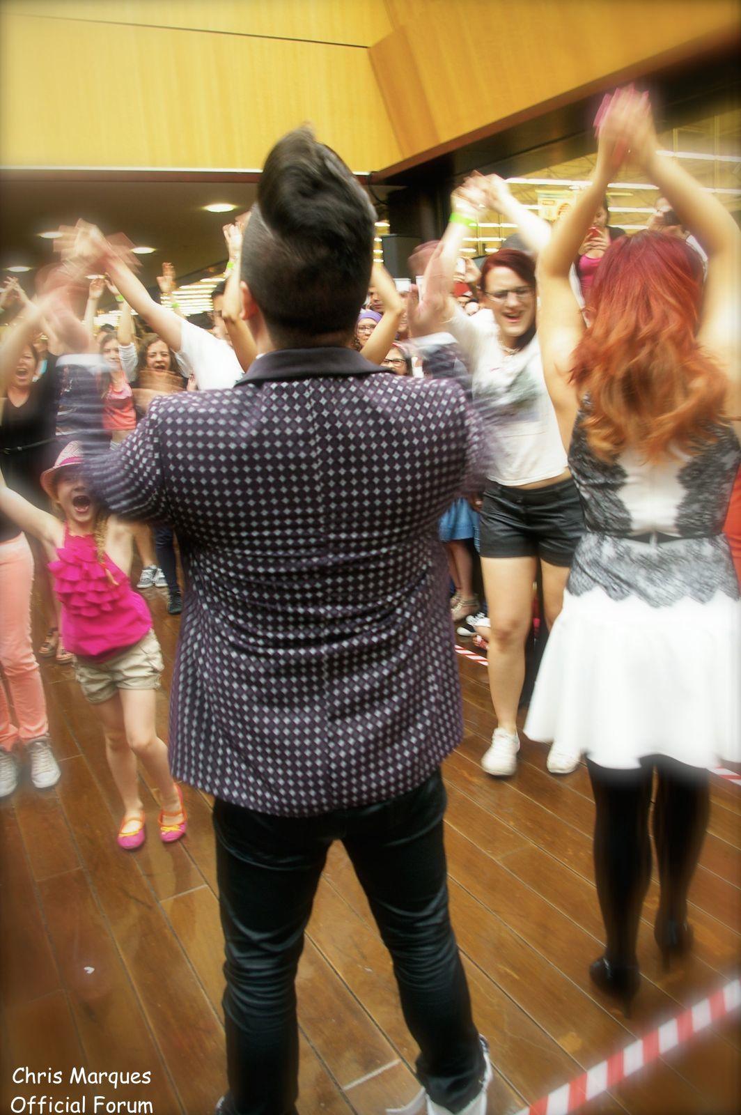 [14.06.2014] Evénement à #Colmar Chris Marques et Jaclyn Spencer pour un Flashmob/Cours de Danse/Dédicaces exceptionnels le tout organisé par la MJC de Colmar 1412