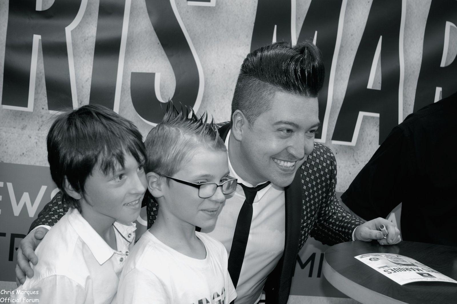 [14.06.2014] Evénement à #Colmar Chris Marques et Jaclyn Spencer pour un Flashmob/Cours de Danse/Dédicaces exceptionnels le tout organisé par la MJC de Colmar 15611