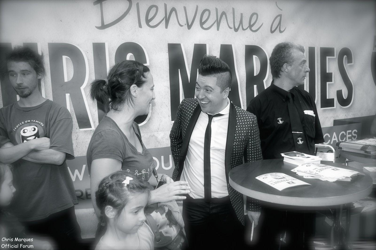 [14.06.2014] Evénement à #Colmar Chris Marques et Jaclyn Spencer pour un Flashmob/Cours de Danse/Dédicaces exceptionnels le tout organisé par la MJC de Colmar 15911