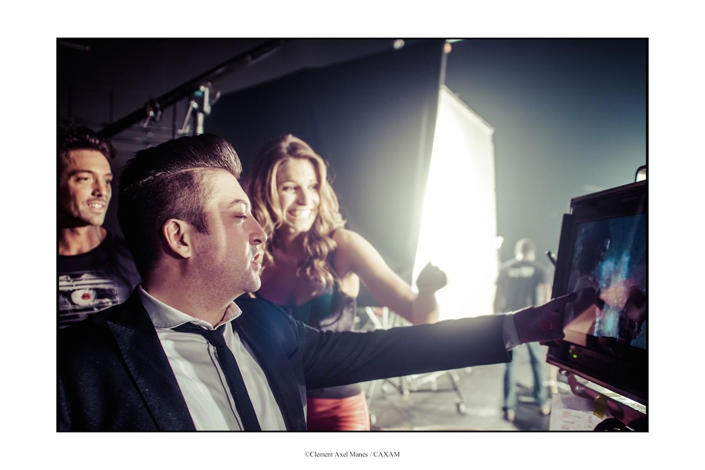 [DALS 4] PHOTOSHOOT Chris Marques Directeur Artistique de #DALS conseillant et guidant les Stars et Danseurs Pros By Clément Axel Manes 1610