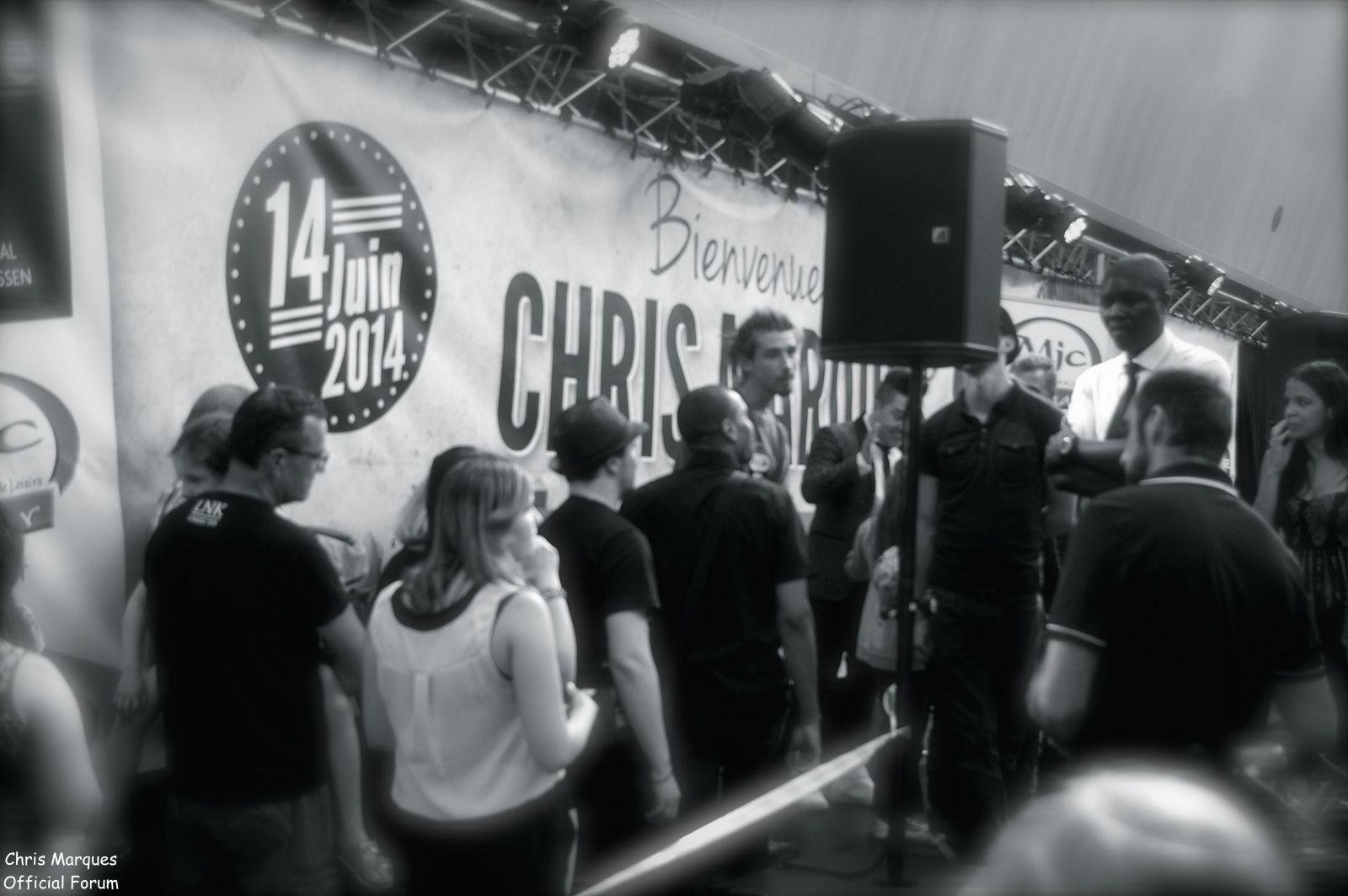 [14.06.2014] Evénement à #Colmar Chris Marques et Jaclyn Spencer pour un Flashmob/Cours de Danse/Dédicaces exceptionnels le tout organisé par la MJC de Colmar 18111