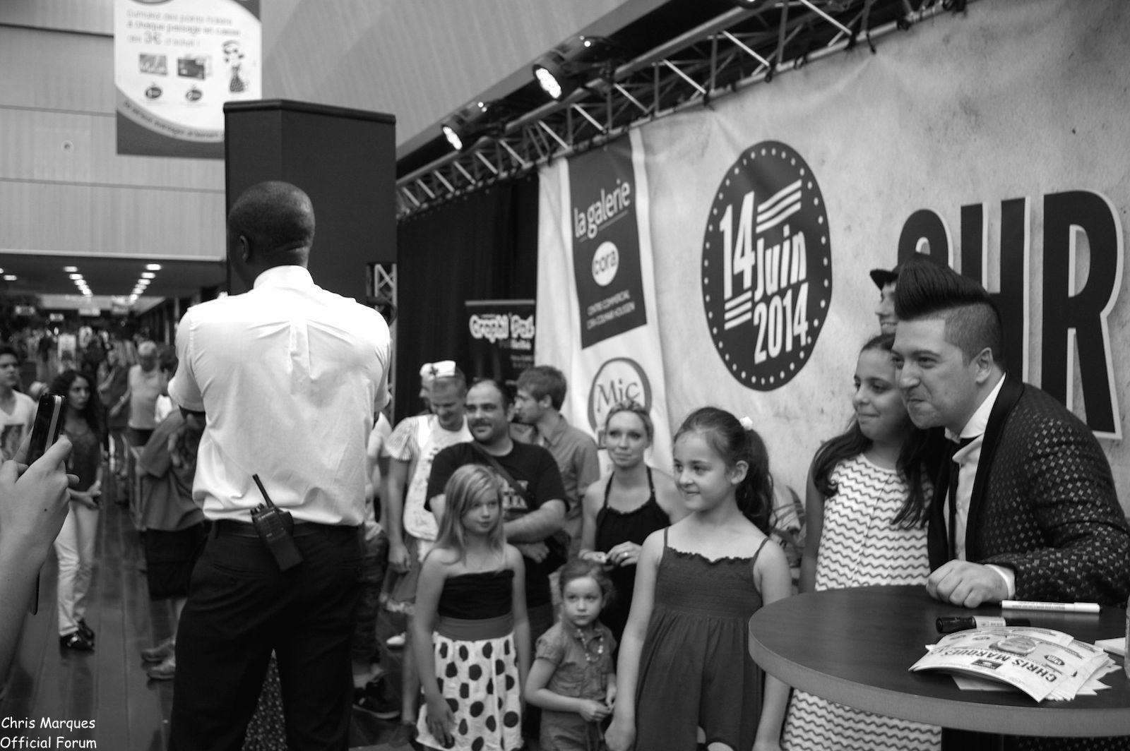 [14.06.2014] Evénement à #Colmar Chris Marques et Jaclyn Spencer pour un Flashmob/Cours de Danse/Dédicaces exceptionnels le tout organisé par la MJC de Colmar 18311