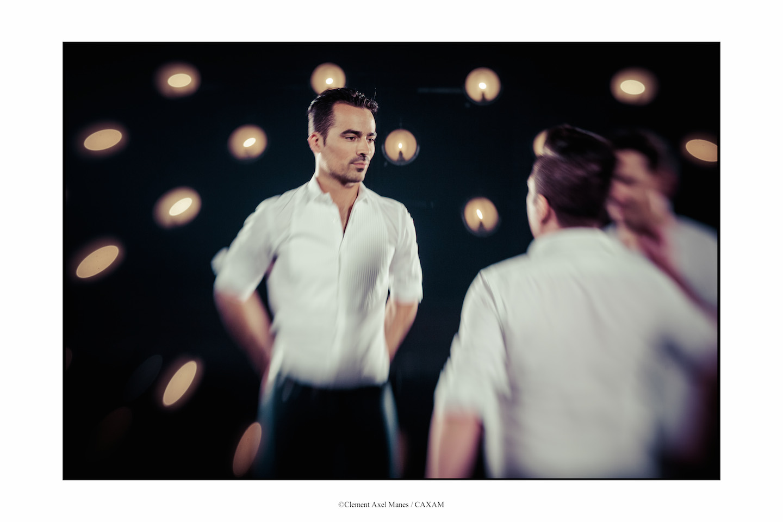 [DALS 4] PHOTOSHOOT Chris Marques Directeur Artistique de #DALS conseillant et guidant les Stars et Danseurs Pros By Clément Axel Manes 2010