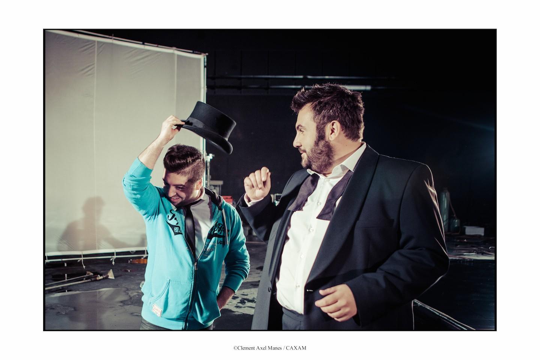 [DALS 4] PHOTOSHOOT Chris Marques Directeur Artistique de #DALS conseillant et guidant les Stars et Danseurs Pros By Clément Axel Manes 2110