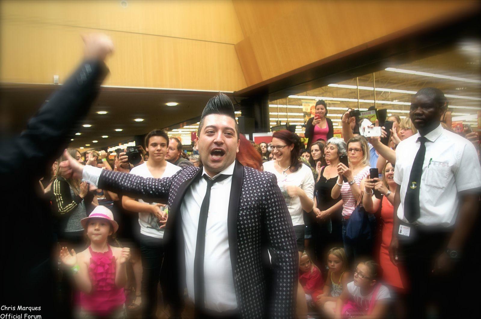 [14.06.2014] Evénement à #Colmar Chris Marques et Jaclyn Spencer pour un Flashmob/Cours de Danse/Dédicaces exceptionnels le tout organisé par la MJC de Colmar 2411