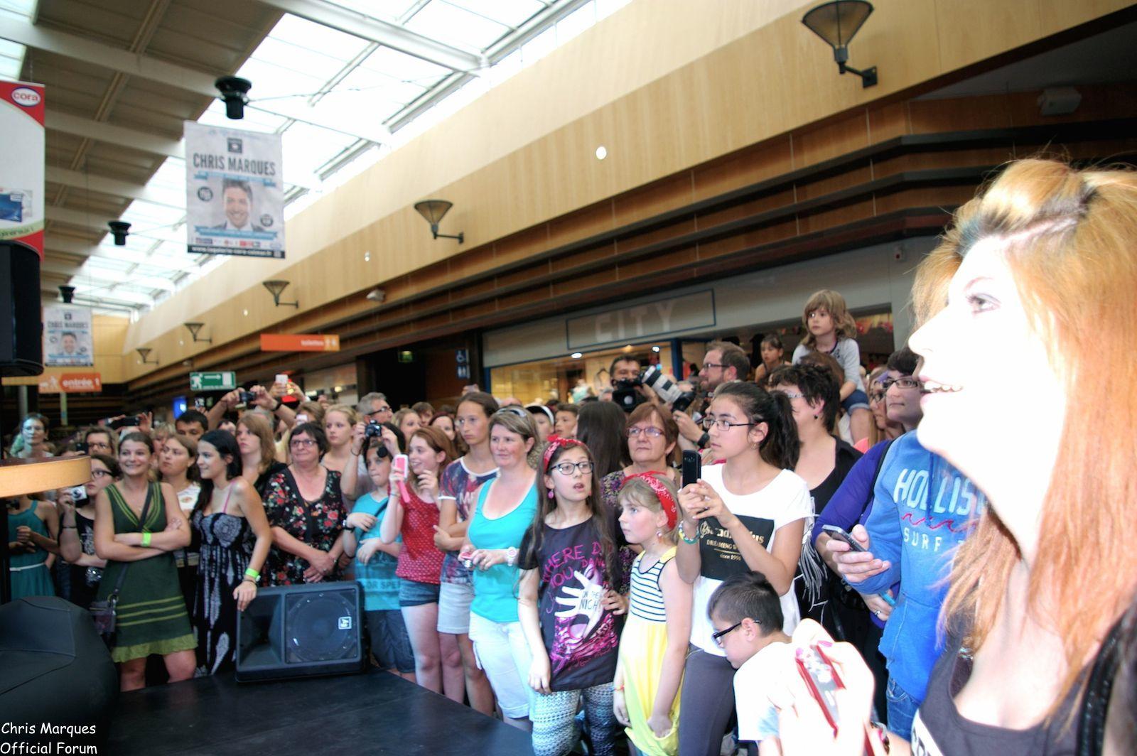 [14.06.2014] Evénement à #Colmar Chris Marques et Jaclyn Spencer pour un Flashmob/Cours de Danse/Dédicaces exceptionnels le tout organisé par la MJC de Colmar 4711