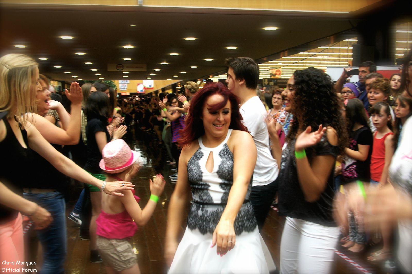 [14.06.2014] Evénement à #Colmar Chris Marques et Jaclyn Spencer pour un Flashmob/Cours de Danse/Dédicaces exceptionnels le tout organisé par la MJC de Colmar 512